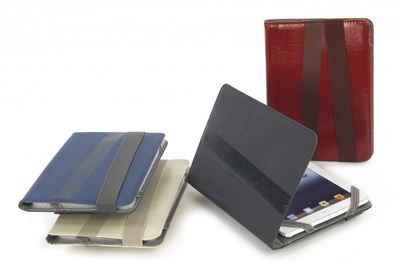 Tucano Tablet-Hülle »Tucano Agenda Booklet Case for iPad 4, 3 and 2, Black« iPad 9,7