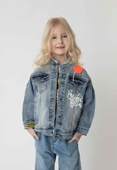 Gulliver Jeansjacke in modischem Design
