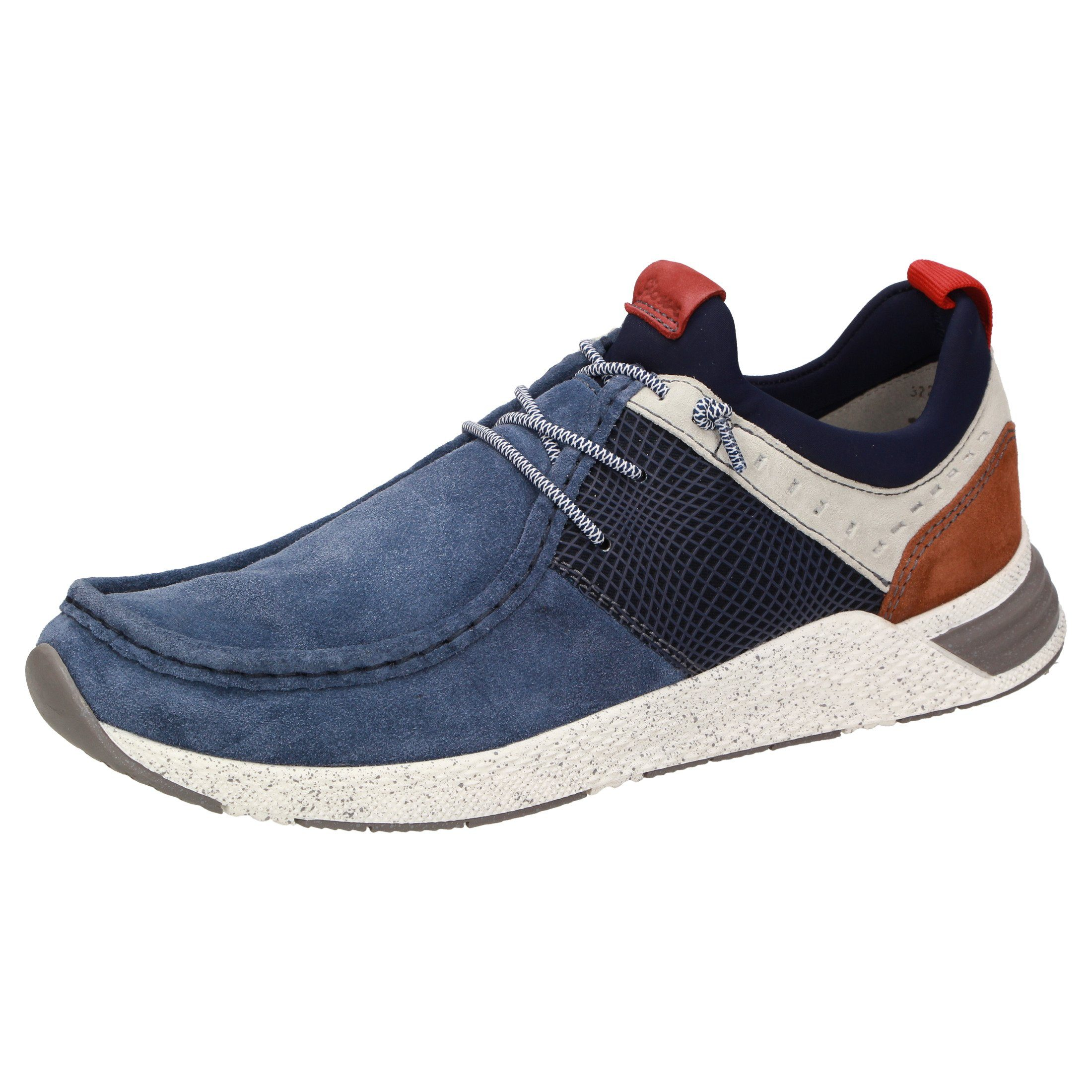 20cm To 130cm Schuhe Turnschuhe Metall Endstücke Orange Specks Blau W