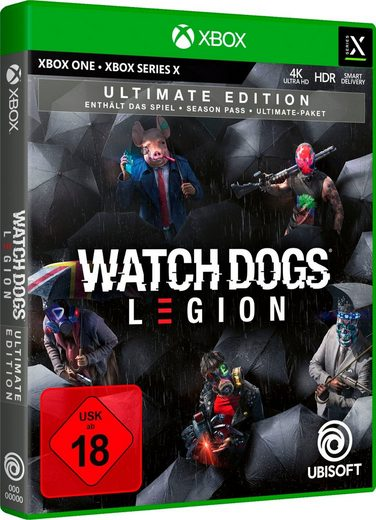 Watch Dogs: Legion Ultimate Edition Xbox One