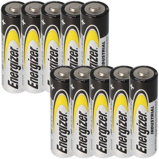 Energizer »Energizer Industrial Mignon, AA, LR6, MN1500, Alka« Batterie