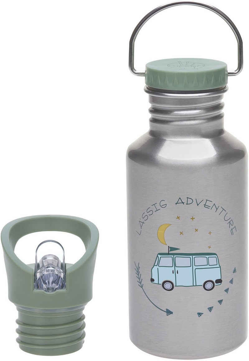 LÄSSIG Trinkflasche »Adventure Bus«