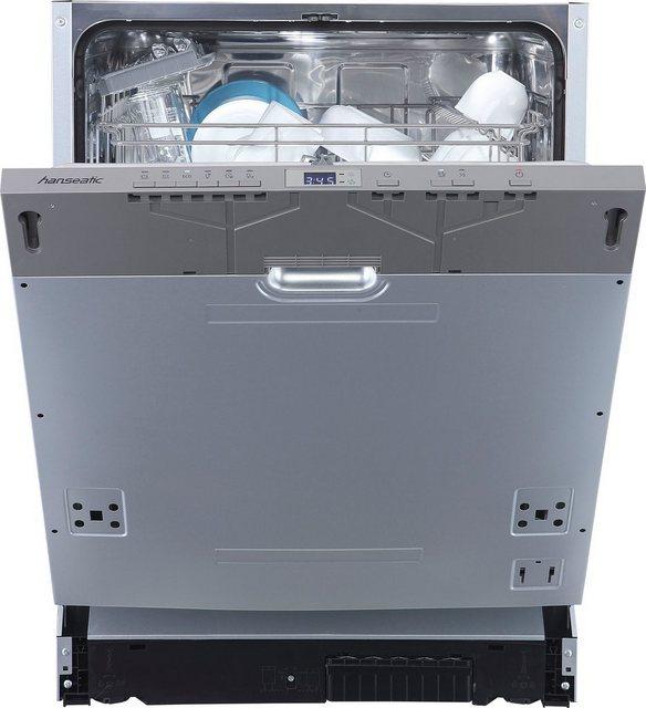 Küchengroßgeräte - Hanseatic vollintegrierbarer Geschirrspüler, HGVI6082E137713IS, 11 l, 13 Maßgedecke  - Onlineshop OTTO
