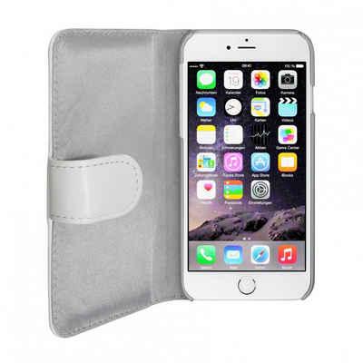 Artwizz Flip Case »Artwizz SeeJacket Leather Handyhülle designed für [iPhone 6, iPhone 6S] - Schutzhülle zum Aufklappen aus Leder mit Magnetverschluss - Weiß« iPhone 6, iPhone 6S