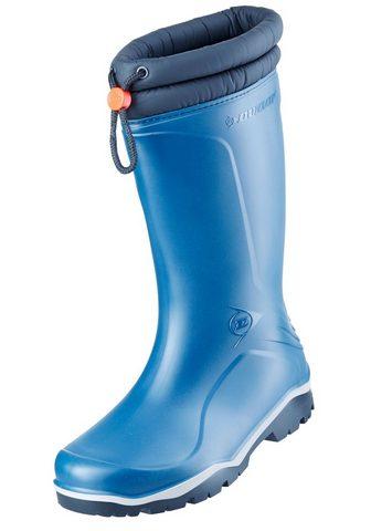 Dunlop »Blizzard« guminiai batai su warmer Fü...