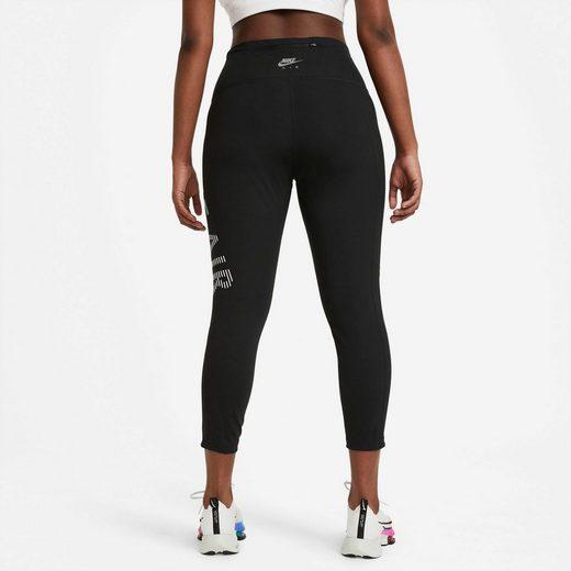Nike Lauftights »Nike Air Epic Fast Women's 7/8-length Running Tights« in großen Größen