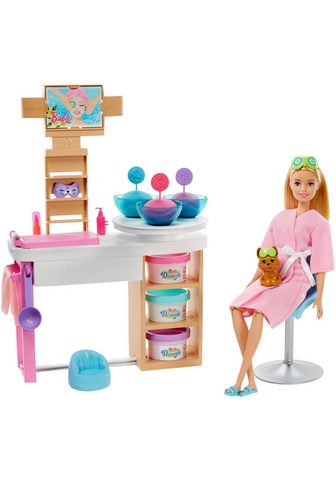 Barbie Anziehpuppe »Wellness Gesichtsmasken« ...