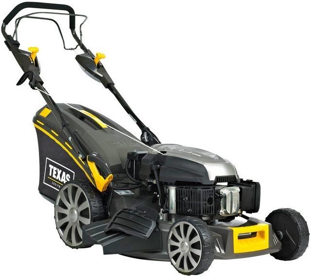 Texas Benzin-Rasenmäher Premium 5350TR/WE, 53 cm Schnittbreite
