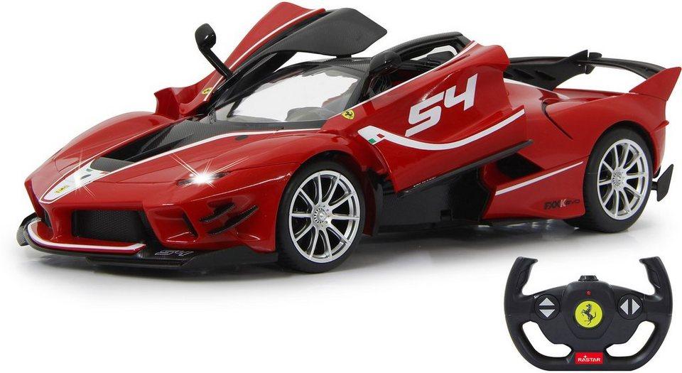 Jamara Rc Auto Ferrari Fxx K Evo 1 14 2 4 Ghz Otto