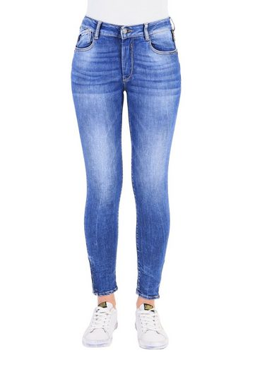 Le Temps Des Cerises Slim-fit-Jeans »PULPHIGC« im trendigen Slim Fit-Schnitt