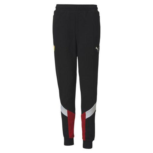 PUMA Jogginghose »Scuderia Ferrari Race MCS Youth Sweatpants«