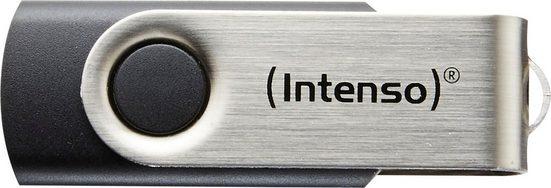 Intenso »Basic Line« USB-Stick (Lesegeschwindigkeit 28 MB/s)