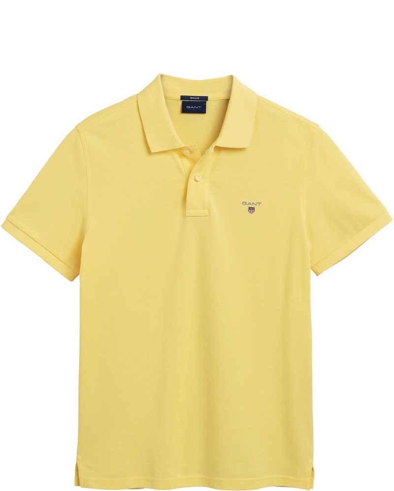 Gant Poloshirt mit 2-Knopf-Verschluss