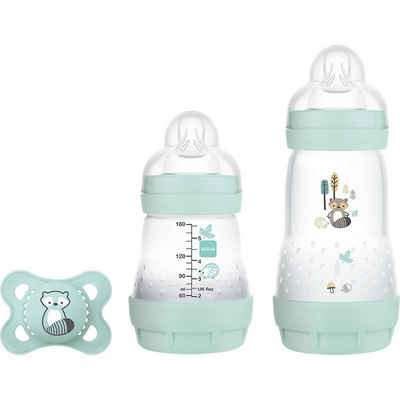 MAM Babyflasche »MAM Easy Start Anti-Colic Elements Starter Set S,«