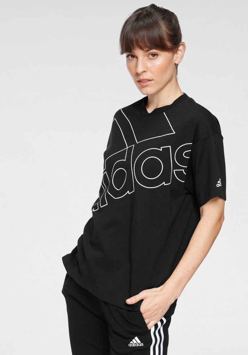 adidas Performance T-Shirt »ESSENTIALS GIANT LOGO T-SHIRT«
