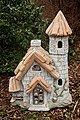 HTI-Line Dekofigur »Gartendeko Fairytale Haus mit Turm« (1 Stück), Gartendeko, Bild 4