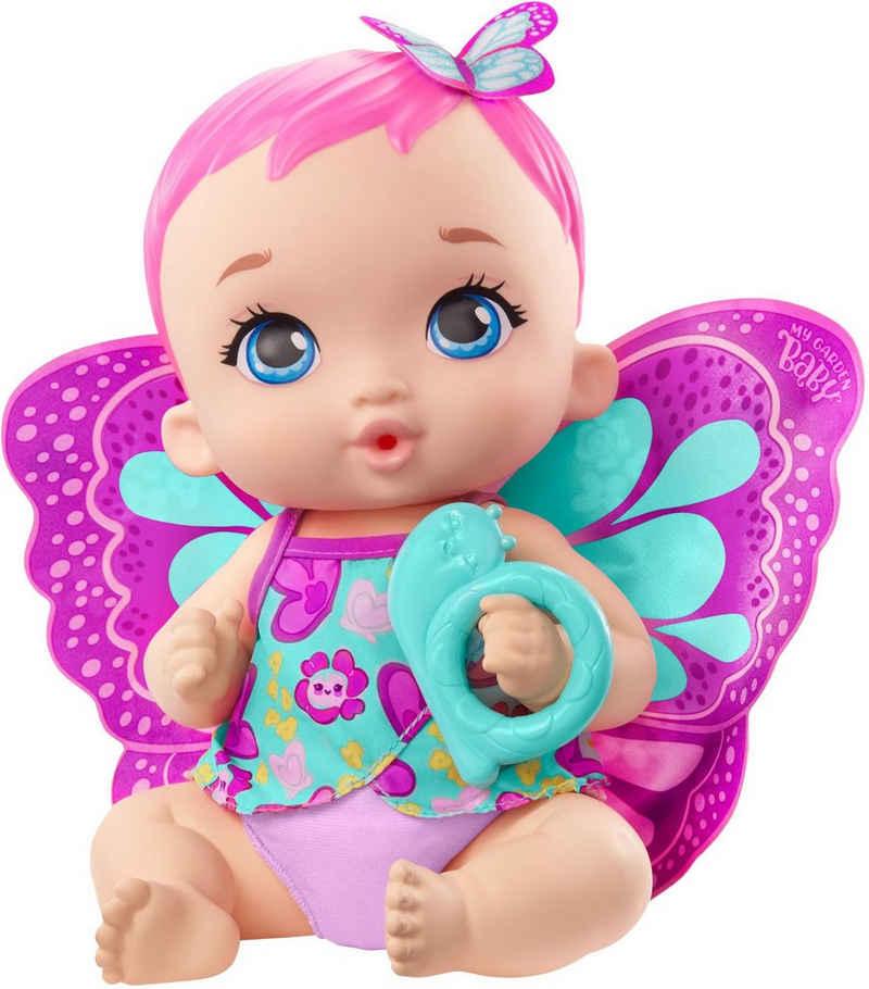 Mattel® Babypuppe »My Garden Baby, Violetter Schmetterling«