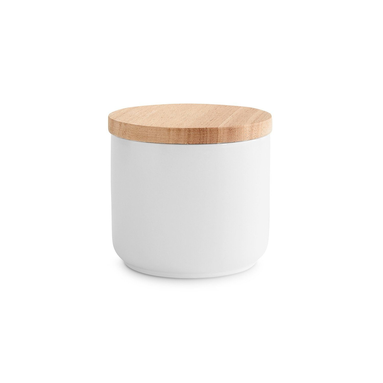 Springlane Vorratsdose »Sweet Scandi«, Keramik, Kautschukholz, Silikon online kaufen | OTTO