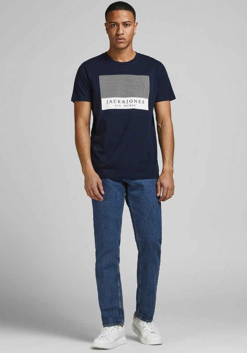 Jack & Jones T-Shirt »STROKE TEE CREW NECK«