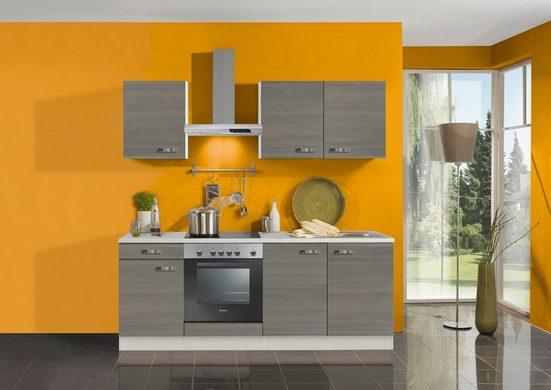 OPTIFIT Küchenzeile »Vigo«, ohne E-Geräte, Breite 210 cm