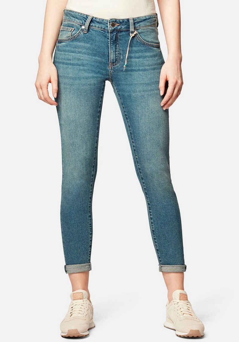 Mavi Skinny-fit-Jeans »LEXY-MA« authentische Waschung mit leichten Usedeffekten