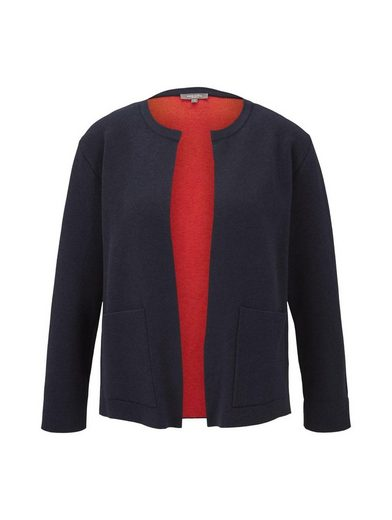 TOM TAILOR mine to five Strickjacke  Strick-Blazer