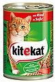 Kitekat Set: Katzennassfutter »Rind in Sauce«, 12 Dosen á 400 g, Bild 2