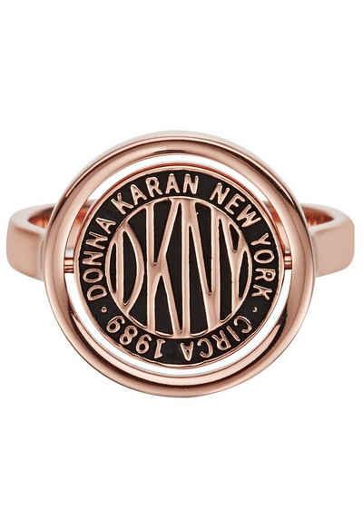 DKNY Fingerring »Spinner Logo Token RG - 55 (RG), 5520041, 5520042«