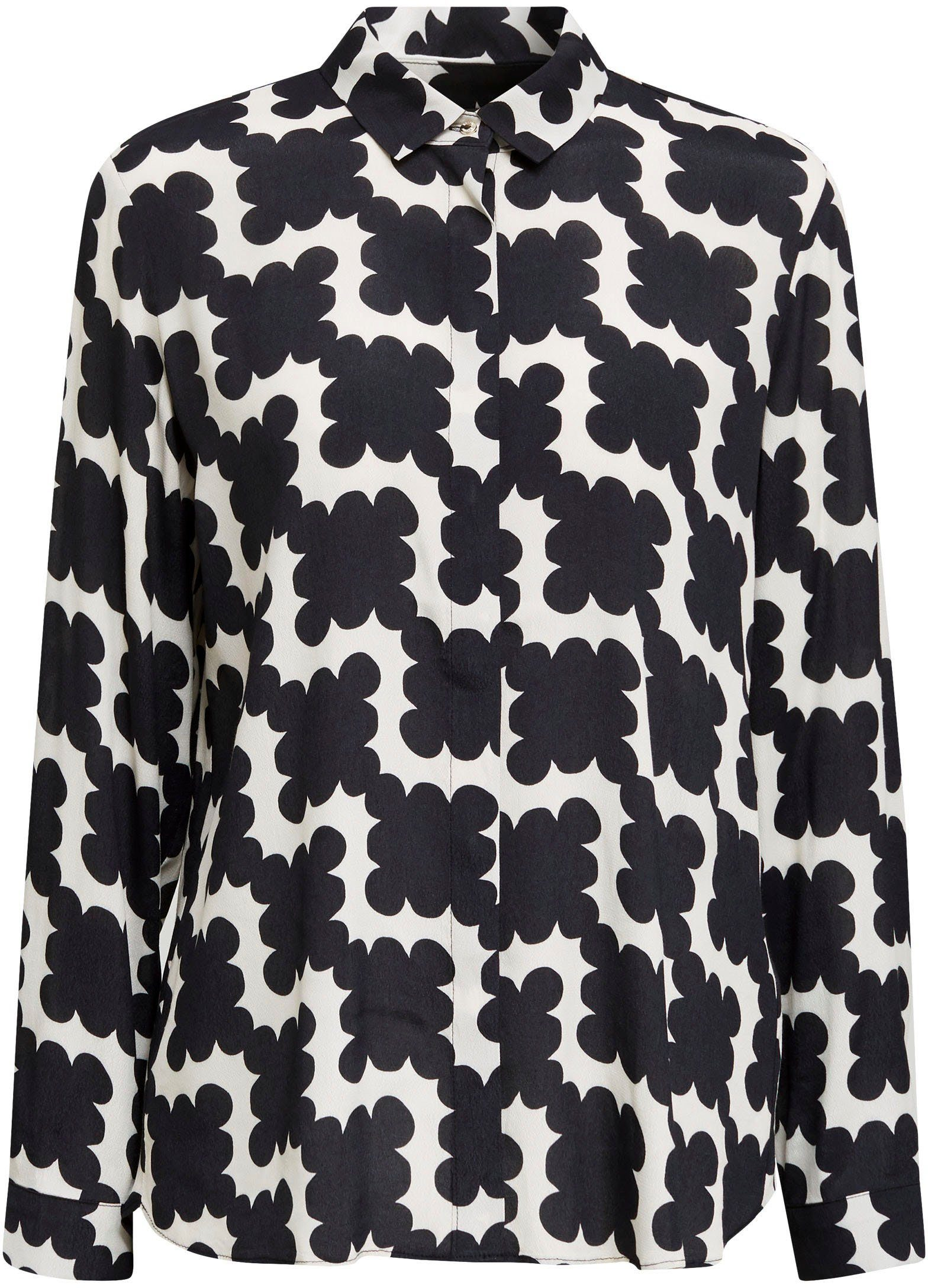 Esprit Collection Hemdbluse mit stylischem Mosaik Print allover online kaufen | OTTO