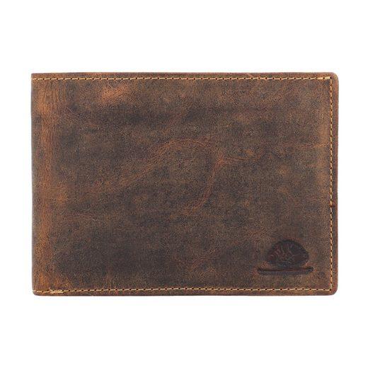 Greenburry Geldbörse »VintageVintage«, Leder