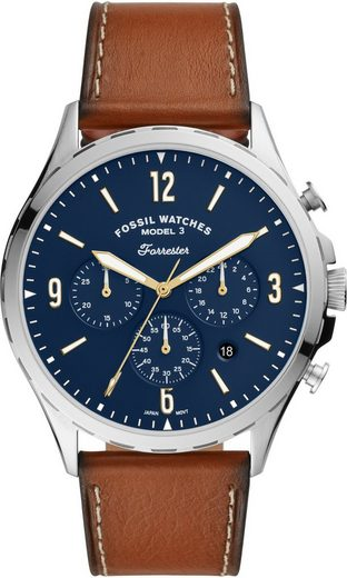 Fossil Chronograph »FORRESTER CHRONO, FS5607«