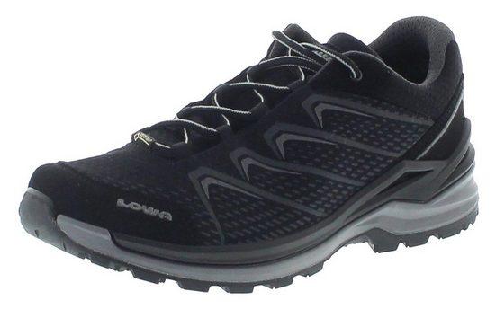 Lowa »Lowa Herren Nordic Walking Schuhe Ferrox Pro GTX Lo wasserdichter Hikingschuhe Schwarz« Outdoorschuh