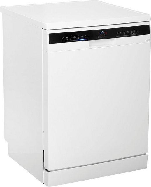 Küchengroßgeräte - SIEMENS Standgeschirrspüler iQ300, SN23EW15AE, 9,5 l, 13 Maßgedecke  - Onlineshop OTTO