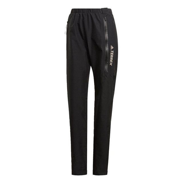 Hosen - adidas TERREX Sporthose »TERREX GORE TEX Paclite Regenhose« ›  - Onlineshop OTTO