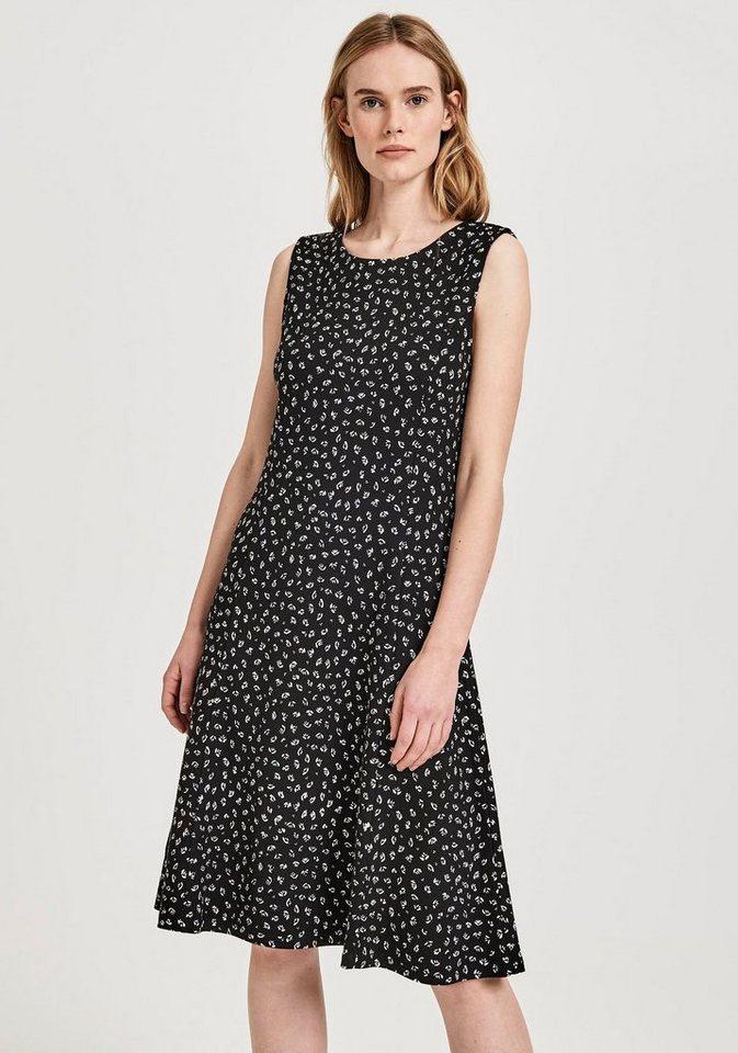 OPUS A-Linien-Kleid »Wenky Abstract« im dezenten Allover ...