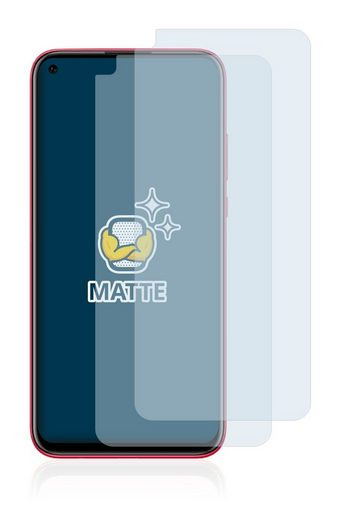 BROTECT Schutzfolie »für Huawei P20 lite 2019«, (2 Stück), Folie Schutzfolie matt entspiegelt