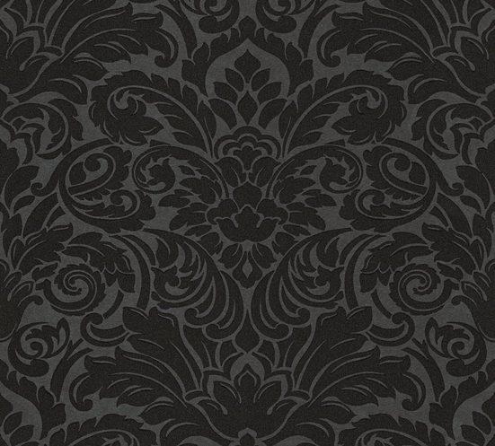 Architects Paper Vliestapete »Luxury wallpaper«, strukturiert, Barock, mit Glasperlen