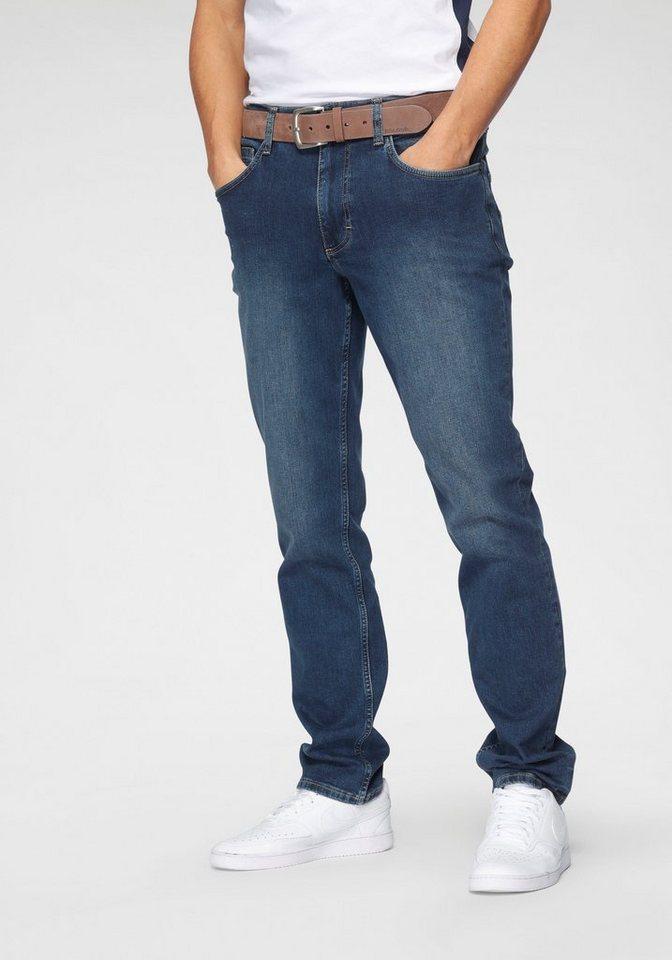 mustang -  5-Pocket-Jeans »WASHINGTON« mit Abriebeffekten