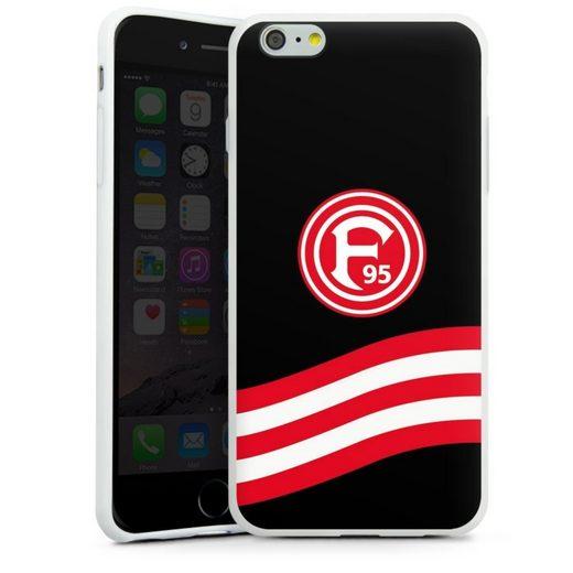 DeinDesign Handyhülle »Schwung F95« Apple iPhone 6s Plus, Hülle F95 Bundesliga Fortuna Düsseldorf