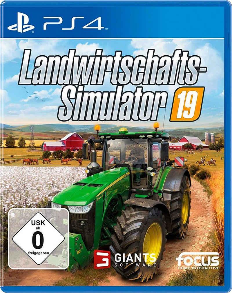 Landwirtschaftssimulator 2019 PlayStation 4