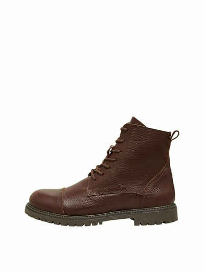 SELECTED HOMME »THOMAS« Schnürstiefelette