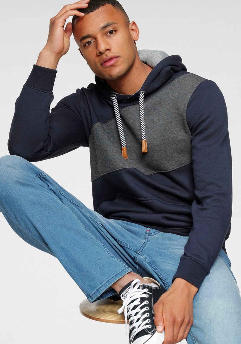 John Devin Kapuzensweatshirt mit markanter Kordel
