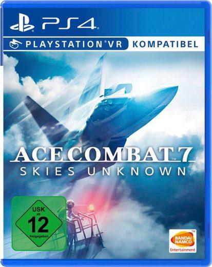 Ace Combat 7 PlayStation 4