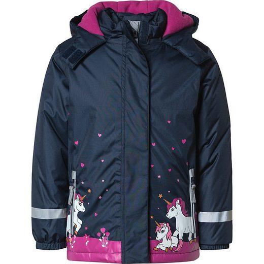 Outburst Regenjacke »Regenjacke für Mädchen«