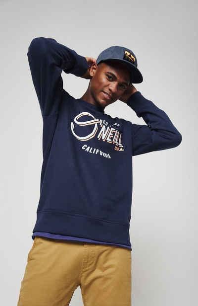 O'Neill Sweatshirt »Mugu cali crew«