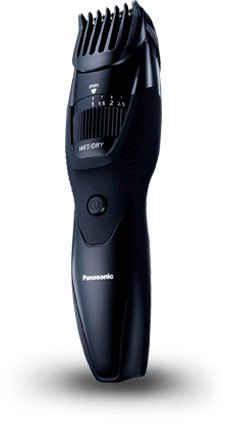 Panasonic Bartschneider ER-GB43-K-503, mit Ladestation
