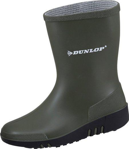 Dunlop »K180010« Gummistiefel Mini grün