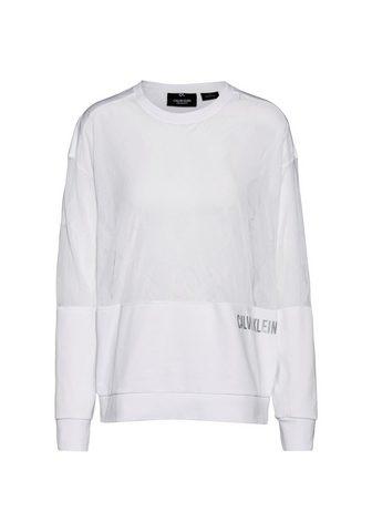 Calvin Klein Performance Sportinio stiliaus megztinis »Cooling ...
