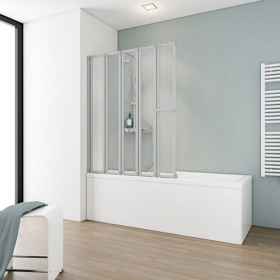 SCHULTE Badewannenaufsatz Luxus Inklusive