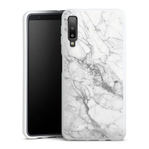 DeinDesign Handyhülle »Marmor« Samsung Galaxy A7 (2018), Hülle Stein Marmor Muster